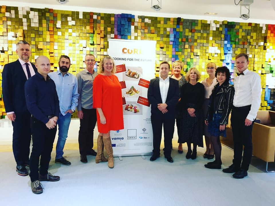 Kestävän kehityksen CORE projektin toinen virallinen kansainvälinen kokous oli Espanjan Bilbaossa (finnish)