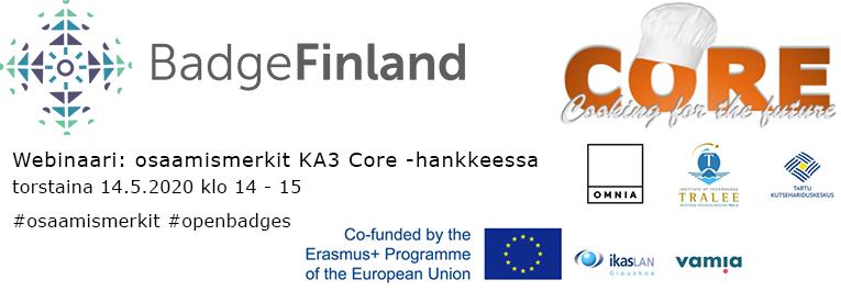 Badge Finland- Webinar